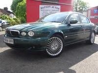 2005 Jaguar X-TYPE 2.0D Classic - PART EX BARGAIN - FSH - NOV 17 MOT