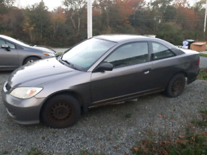 2005 spd civic 2dr
