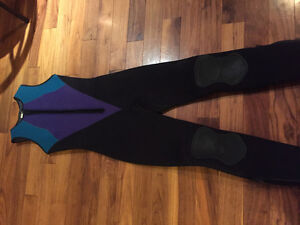 Wet suit  7 mm made by Bare