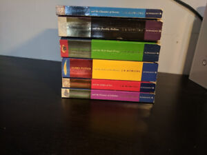 Harry Potter 2-7 **Worn Condition**