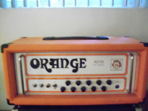 Orange AD30 HTC Amp Head