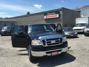 2007 FORD F150 4X4 PICKUP TRUCK 4DR SAFTEY & E-TEST London Ontario image 8