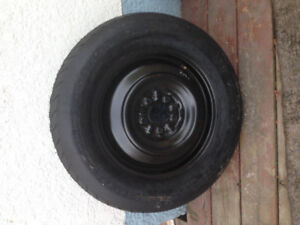 T155/90D16 Goodyear convenience spare tire