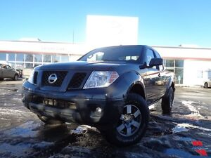 2012 Nissan Frontier 2012 PRO4X ONLY 58,332 kms! ONE OWNER 4x4