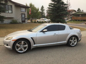 2006 Mazda RX-8 GS Coupe (2 door) - Silver