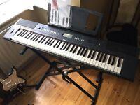 Yamaha Digital Portable Piano & Stand