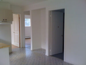 3 bdrm apt, East Gatineau, incl util and fireplace  - avail NOW