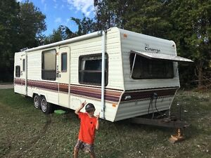 Immaculate! 1989 Terry Cimarron 26ft Travel Trailer