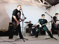 Bassist needed for punkish 3-piece