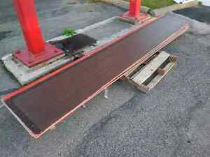 Panneaux de portes de garage a donner