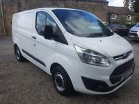 2014 Ford Transit Custom 2.2TDCi ( 100PS ) 270 L1H1 Trend WHITE DIESEL MANUAL