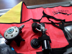 ksq some diving items for sale