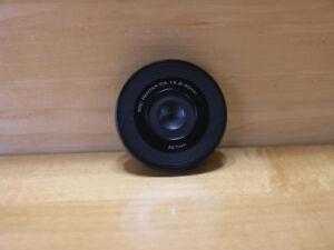 SMC PENTAX-DA F2.8  40mm. XS