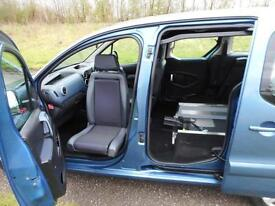 2011 Peugeot Partner Tepee 1.6 Hdi Automatic 13k WHEELCHAIR ACCESSIBLE VEHICLE