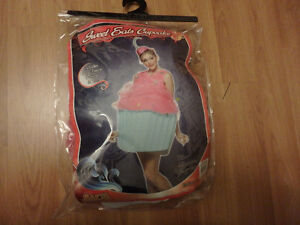 Brand New Never used Cupcake Costume (Adult)
