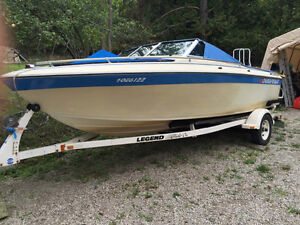 Make an Offer.  Thundercraft Bowrider.  Delivery Possible.