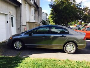 2008 civic with car starter!! West Island Greater Montréal image 3