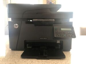 HP Laserjet Pro - Printer, Scanner & Fax -
