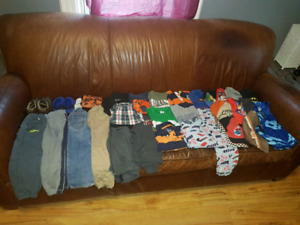 Sizes 2-5 Boys Clothes Lot