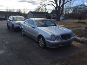 2000 Mercedes Benz  CLK320