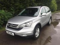 2011 - HONDA CR-V 2.2 i-DTEC SE TURBO DIESEL 4X4 6 SPEED MANUAL