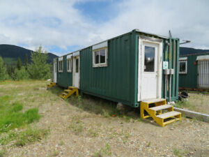 Steel Shipping Container Office Unit