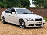 2009 59, BMW 335d 3.0TD auto d M Sport Saloon + GENUINE LOW MILES