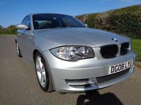 2008 BMW 1 Series 2.0 123d SE 2dr