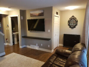 Centrally located 3 bedroom, 2.5 bath *price includes utilities*