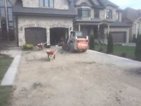 Driveway,Interlocking, Landscaping ,Deck and Fence