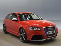 Audi RS3 2.5T FSI RS3 Quattro 5dr S Tronic