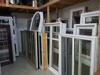 Lot de fenêtres et portes neuves