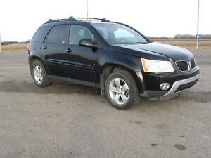 2007 Pontiac Torrent AWD $6650...NO EMAILS