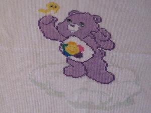 Harmony Bear cross stitch St. John's Newfoundland image 2