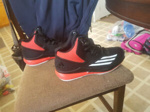 Adidas basket ball sneakers