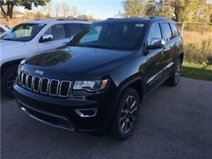 2018 Jeep Grand Cherokee Limited 4x4  - Navigation - $153.82 /Wk