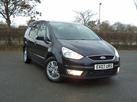Ford Galaxy 2.0TDCi ( 140ps ) 2006.5MY Ghia Full Service History