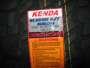 4 Brand New LT 285 55 20 Tires