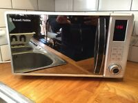 Moving sale! Russell Hobbs microwave! Must go!!!