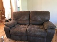 Brown Two & Three Seater Sofas