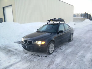 2002 BMW 325XI - Starts but does not move