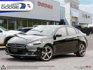 2014 Dodge Dart GT  HEATED LEATHER | SUNROOF | BACK UP CAM