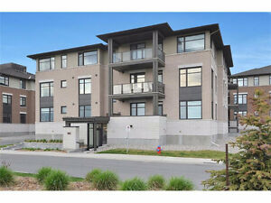KANATA LAKES NEW CONSTRUCTION 2 BED 2 BATH CONDO - REDUCED!!
