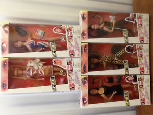Spice Girls 1997 Girl Power Dolls Galoob ( NIB )