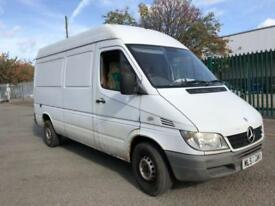 2004 54 MERCEDES BENZ SPRINTER 311 2.2 CDi MWB FULL MOT LOW 150K PX TIDY SWAPS