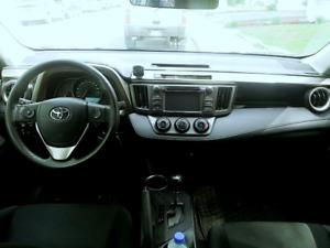 Toyota Rav4 2015 LE-All wheel drive
