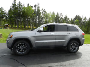 2018 Jeep Grand Cherokee Limited 4x4 Sunroof