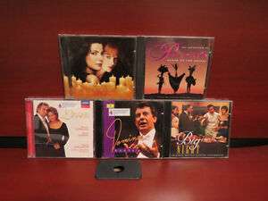 Eclectic Cd Lot  Country Jazz celtic cultural classical