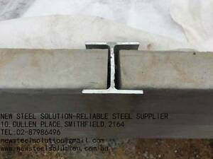 RETAINING WALL POST FOR 75MM SLEEPER-3M GALVANISED H BEAM-$75/L Smithfield Parramatta Area Preview