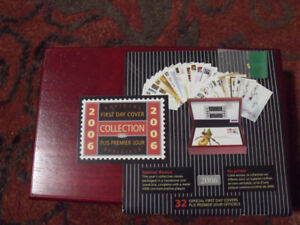 First Day Cover Envelopes for Sale, Each set is $100.00
